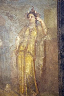 Italy, Naples, Naples Museum, from Pompeii, House of Meleager (VI 9, 2.13), Dido Abandoned by Samuel Magal