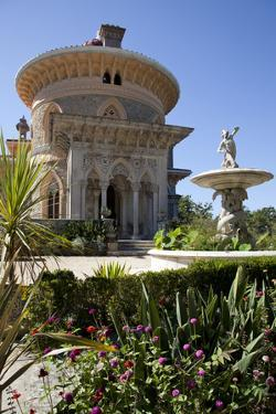Portugal, Lisbon Region, Sintra, Monserrate Park and Palace by Samuel Magal