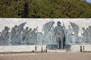 Turkey, Gallipoli, Canakkale Martyr's Memorial by Samuel Magal