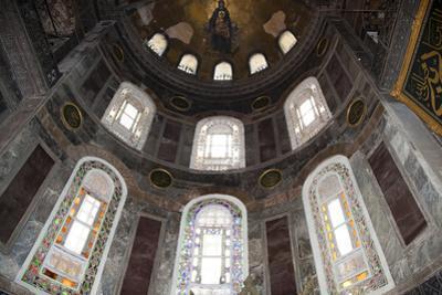 Turkey, Istanbul, Hagia Sophia, Lancet Windows