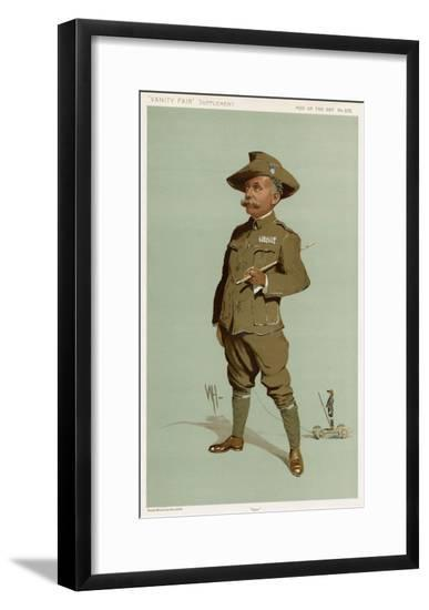 Samuel Osborn--Framed Giclee Print