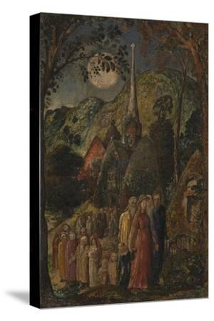Coming from Evening Church by Samuel Palmer