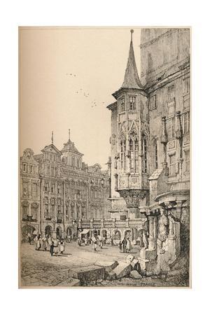 'Prague', c1820 (1915)