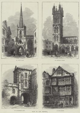 Bits of Old Bristol by Samuel Read