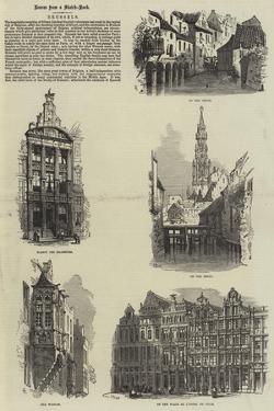 Brussels by Samuel Read