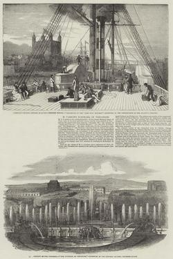 Cambon's Panorama of Versailles by Samuel Read