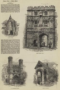 Canterbury by Samuel Read