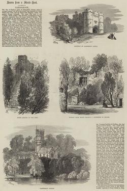 Carisbrook by Samuel Read