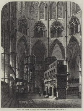 Chapel and Shrine of Edward the Confessor, Westminster Abbey by Samuel Read