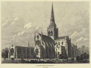 Chichester Cathedral by Samuel Read