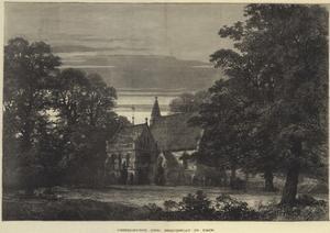 Chiselhurst, 1879, Requiescat in Pace by Samuel Read