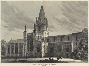 Christchurch Cathedral, Oxford by Samuel Read