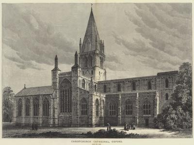 Christchurch Cathedral, Oxford