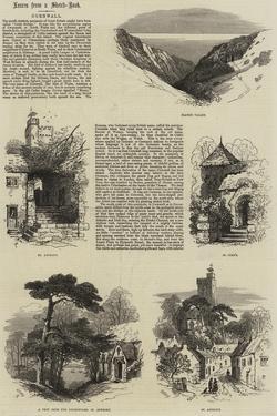 Cornwall by Samuel Read