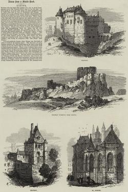 Dieppe by Samuel Read