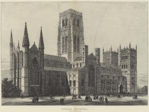 Durham Cathedral by Samuel Read