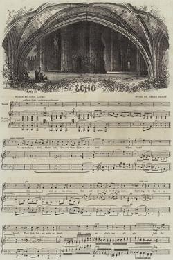 Echo by Samuel Read