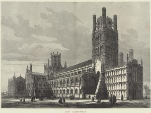 Ely Cathedral by Samuel Read