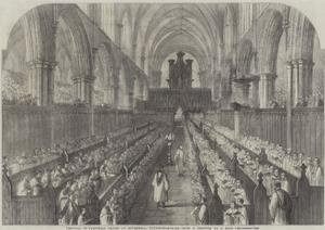 Festival of Parochial Choirs at Southwell, Nottinghamshire by Samuel Read