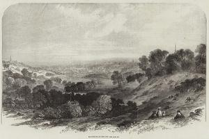 Hampstead-Heath by Samuel Read