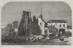 Hougoumont, on the Field of Waterloo by Samuel Read