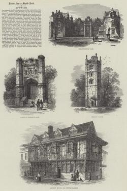 Ipswich by Samuel Read