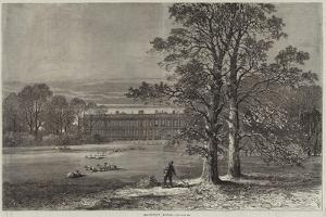 Knowsley House by Samuel Read