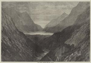 Loch Maree, Dingwall and Skye Railway by Samuel Read