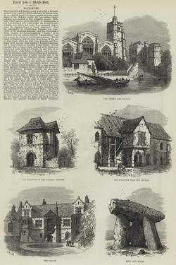 Maidstone by Samuel Read