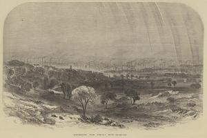 Manchester, from Kersall Moor by Samuel Read