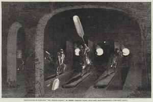 Manufacture of Glass for The Crystal Palace, at Messers Chance's Works, Spon-Lane, Near Birmingham by Samuel Read