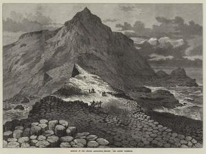 Meeting of the British Association, Belfast, the Giants' Causeway by Samuel Read
