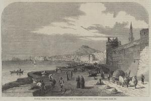 Naples, from the Castel Del Carmine by Samuel Read