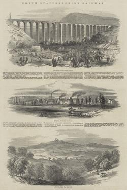 North Staffordshire Railway by Samuel Read