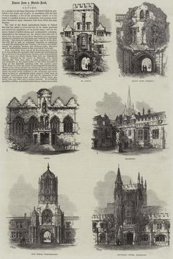 Oxford by Samuel Read
