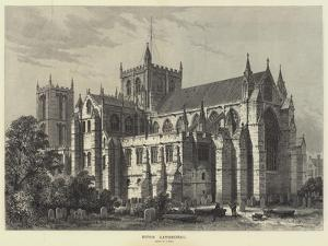Ripon Cathedral by Samuel Read