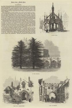 Salisbury by Samuel Read