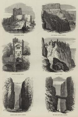 Sketches of Belfast by Samuel Read