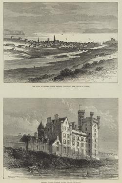 Sketches of Thurso by Samuel Read