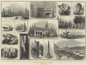 Sketches of Yarmouth and its Neighbourhood by Samuel Read