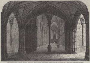 The Archaeological Institute of Great Britain at Peterborough by Samuel Read