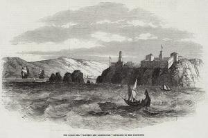 The Black Sea, Battery and Lighthouse, Entrance to the Bosphorus by Samuel Read