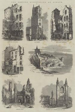 The British Association at Dundee by Samuel Read