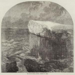 The Cave of Fingal, Staffa by Samuel Read