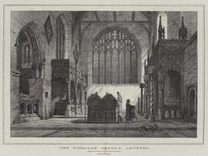 The Fitzalan Chapel, Arundel by Samuel Read