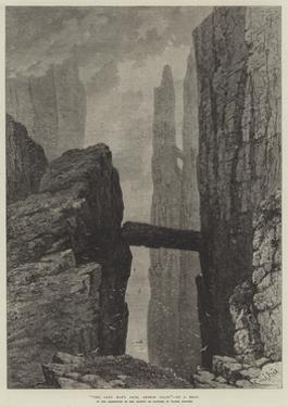The Grey Man's Path, Antrim Coast by Samuel Read