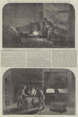 The Manufacture of Gun-Barrels, at Birmingham by Samuel Read