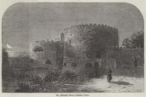 The Midnight Watch at Walmer Castle by Samuel Read