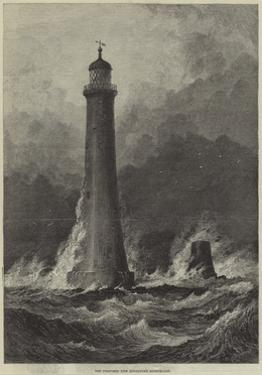 The Proposed New Eddystone Lighthouse by Samuel Read
