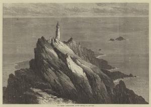 The Start Lighthouse, South Devon by Samuel Read